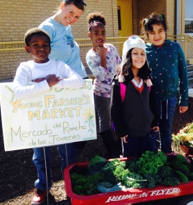 2015-03-07 1st Young Farmers Market