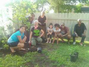 AACHD Planting Day