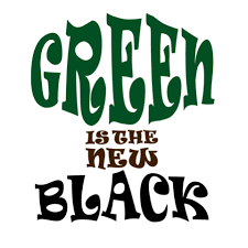 Green is the New Black LOGO